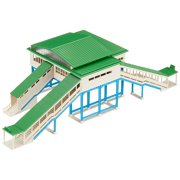 Kato N Scale Unitrack Overhead Station Set