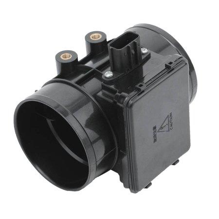 Bapmic B3H713215R00 Mass Air Flow Meter Sensor for 94-98 Ford Aspire Mazda Protege 1.3L 1.5L L4