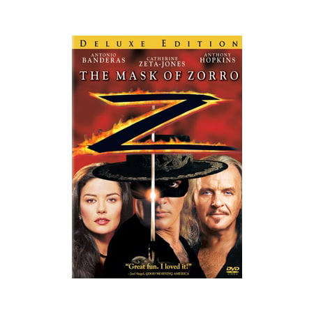 The Mask of Zorro (DVD) - Zorro Dress