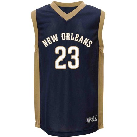 size 40 f52ce d55b1 NBA New Orleans Pelicans Anthony Davis Youth Team Jersey