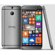 Htc One M8 Windows Gray 32gb Fully Unlocked (Certified Refurbished,Good Condition)
