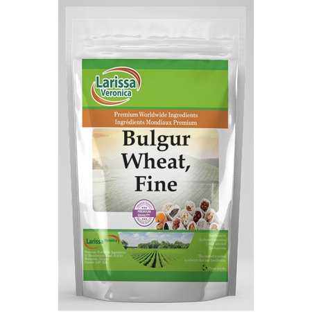 Bulgur Wheat, Fine (8 oz, ZIN: 525625) - 2-Pack