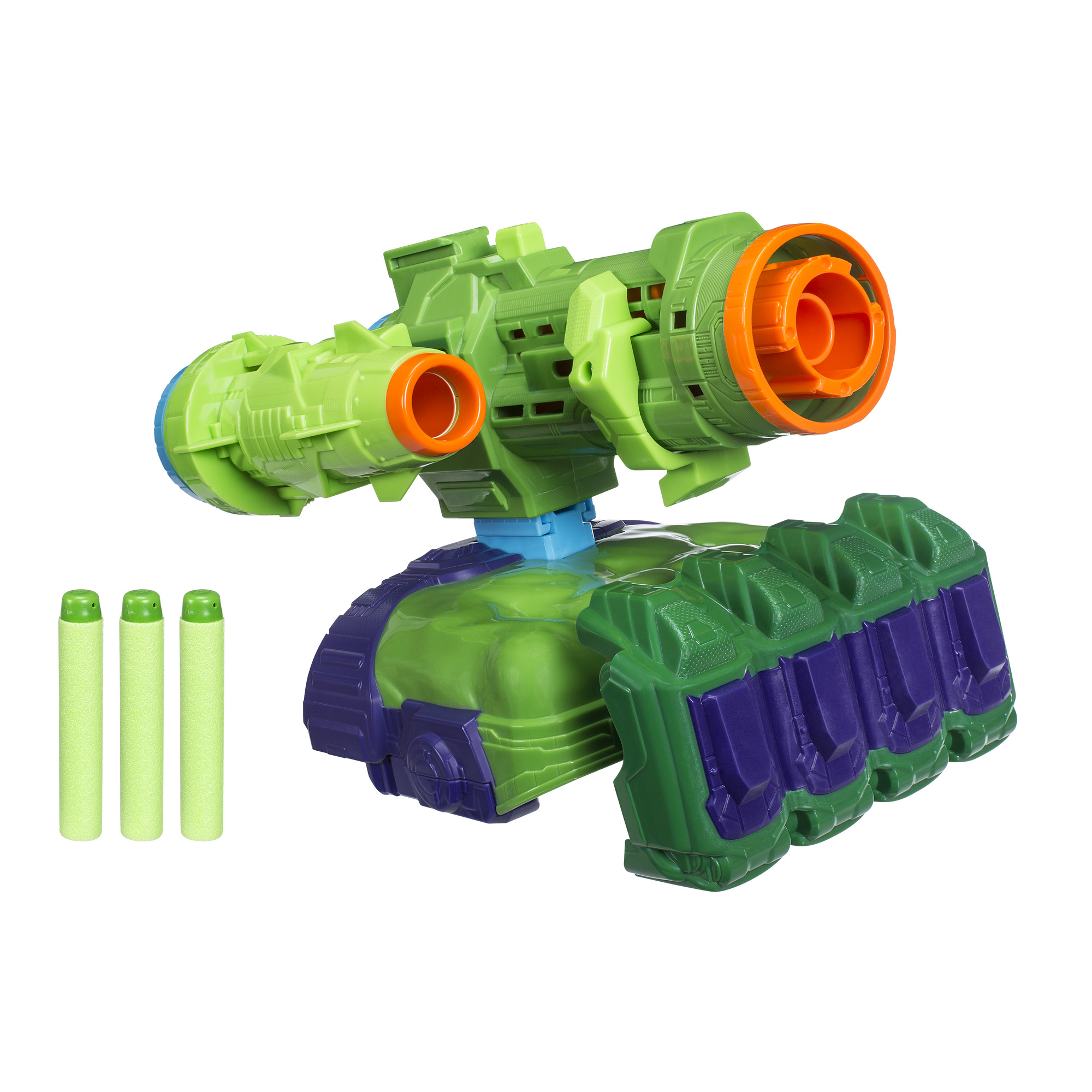 Marvel Avengers: Infinity War Nerf Hulk Assembler Gear by Hasbro