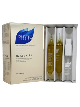 Huile Dales Pre Shampoo Intense Hydrating Oil Treatment, 10 Ml X 5