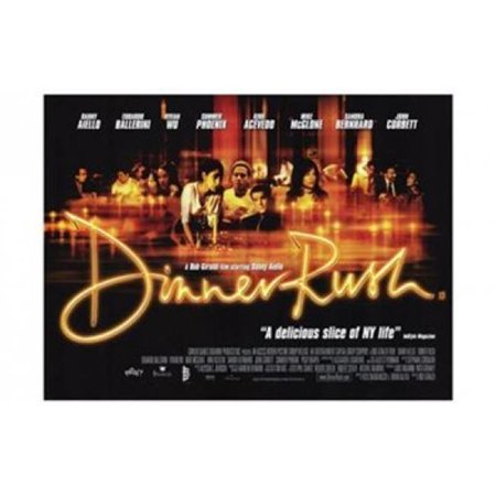 Posterazzi MOV195993 Dinner Rush Movie Poster - 17 x 11 in. - image 1 of 1