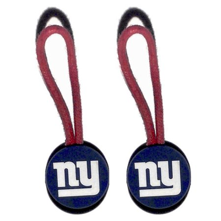 Giants Zipper Bottle Suit - New York Giants Zipper Pull (2-Pack)