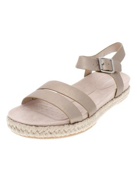 c468fb72232b Product Image Easy Spirit Womens Ixia Solid Leather Espadrilles