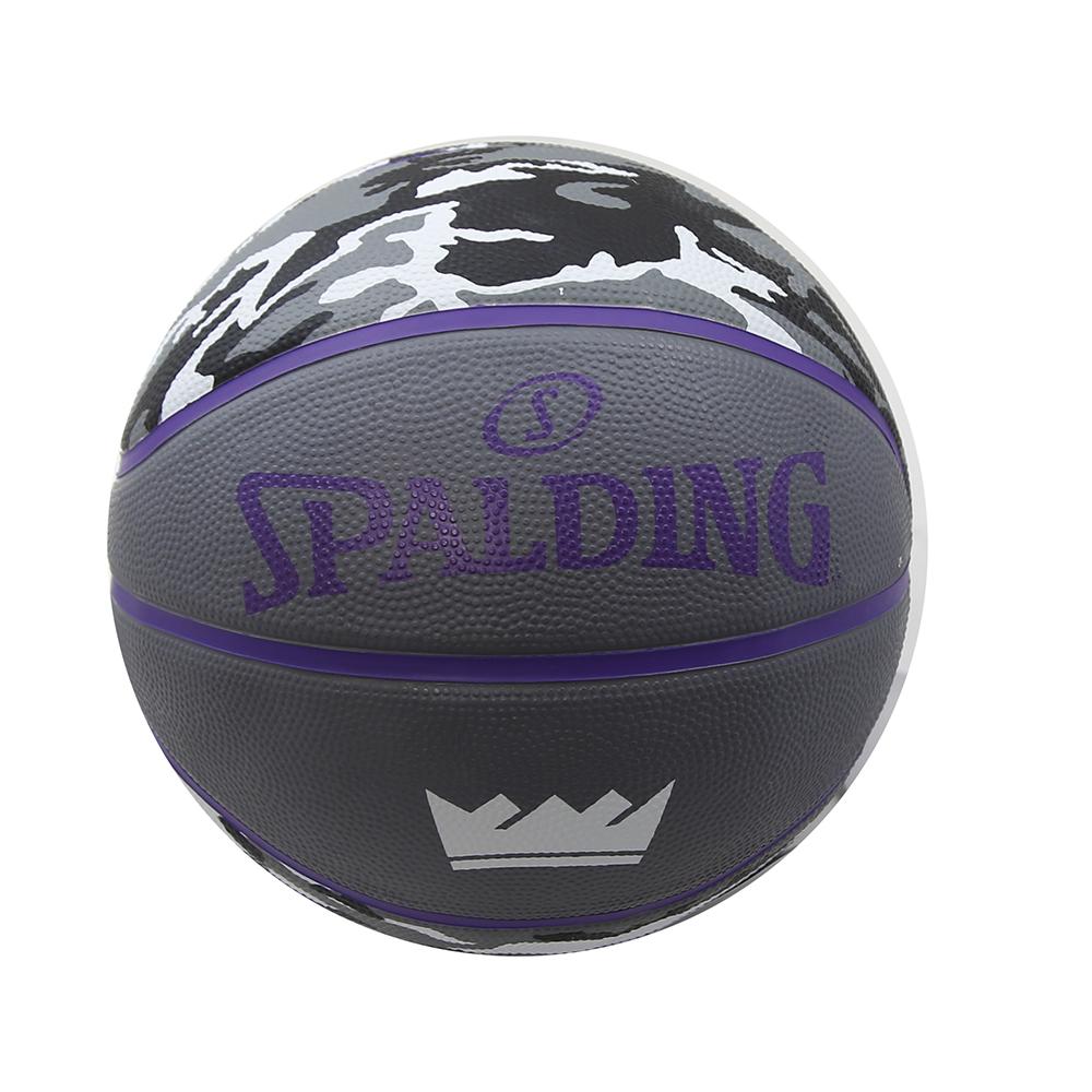 Spalding Basketball Size 7 Sacramento Kings Camo