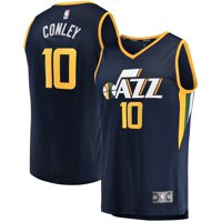 Mike Conley Utah Jazz Fanatics Branded Fast Break Replica Player Jersey - Navy - Icon Edition