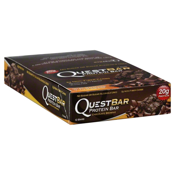 Quest Nutrition Quest Bar  Protein Bar, 12 ea
