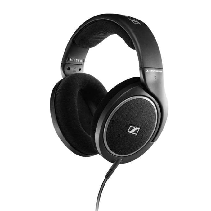 Sennheiser 504631 Open-Aire Around-the-Ear Headphones with E.A.R. and Surround Reflector