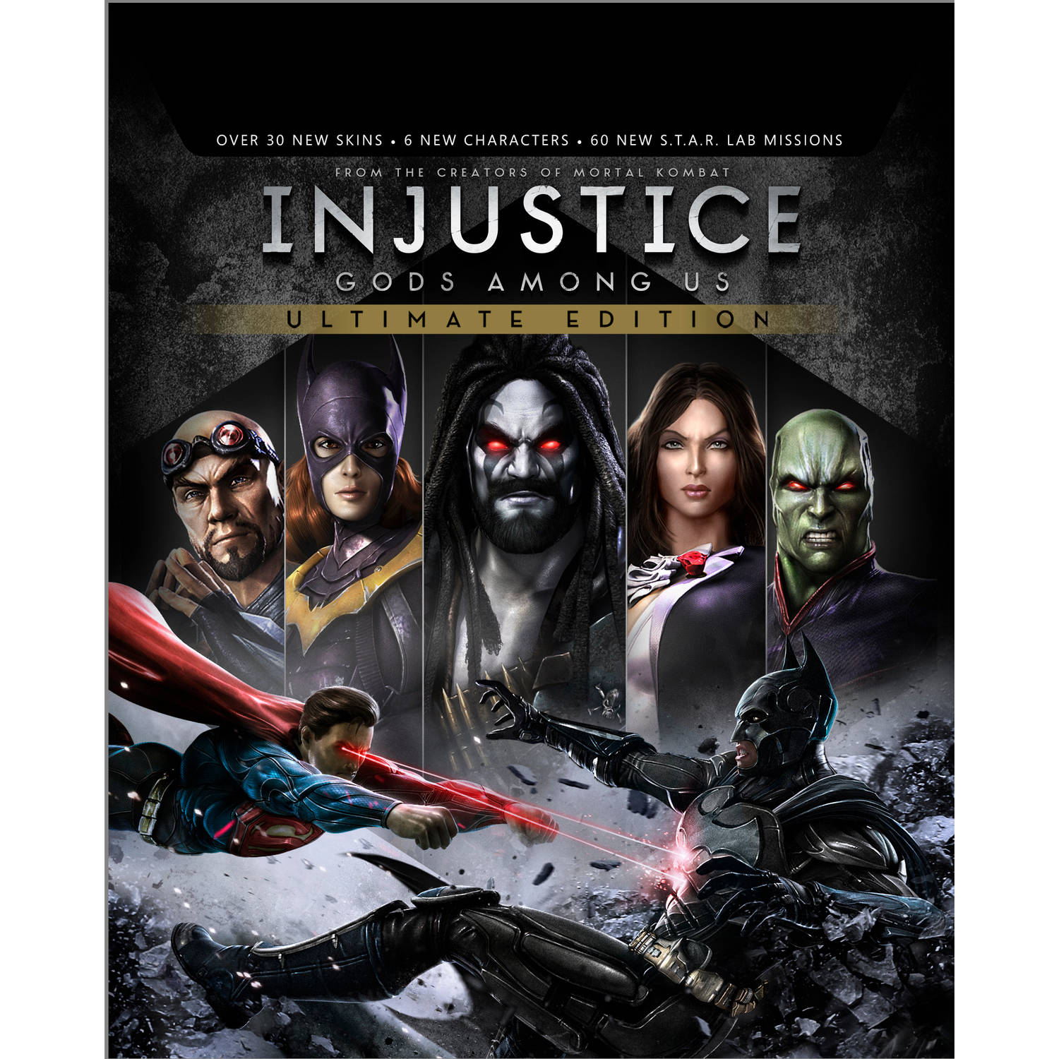 Injustice: Gods Among Us Ultimate Edition (PC) (Email Delivery)