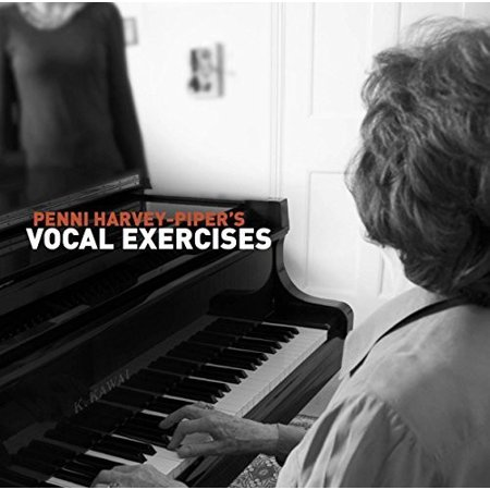 Exercise Cd - Penni Harvey-Piper's Vocal Exercises (CD)