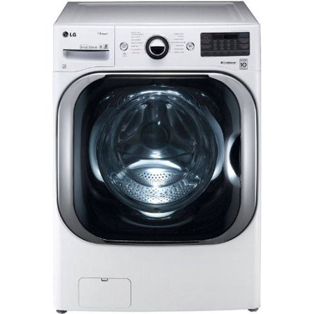 Lg 29 Front Load Steam Washer With 5 1 Cu Ft Capacity Wm8000hwa