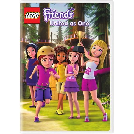 Lego Friends: Episodes 10-12 (DVD)