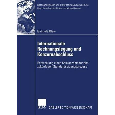 Internationale Rechnungslegung Und Konzernabschluss - image 1 de 1
