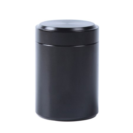 SUPERHOMUSE Mini Tea Leaves Storage Boxes Container Sealed Coffee Powder Cans Aluminum Portable Travel Tea Caddy