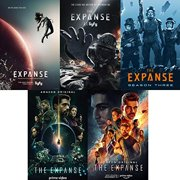 THE EXPANSE Complete SeriesSeasons 1-5  DVD