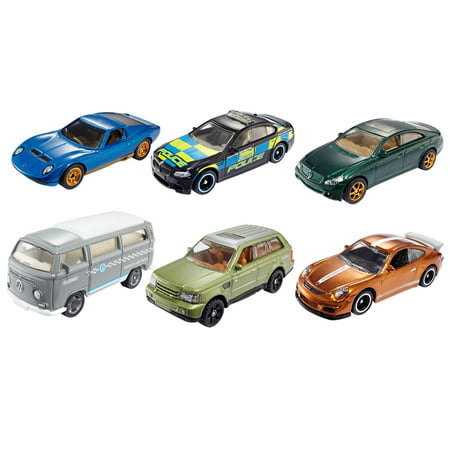 Matchbox Die-Cast Best of Collection, 1 Car Included (Styles May (Best Fun First Cars)