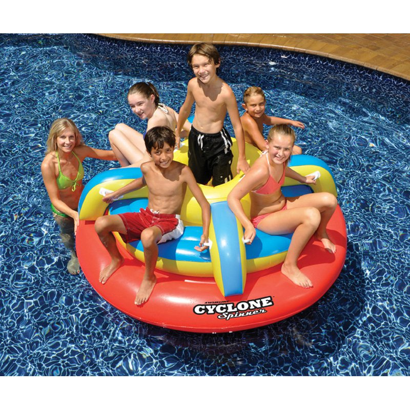 Swimline Cyclone Spinner Water Toy for Swimming Pools by Swimline