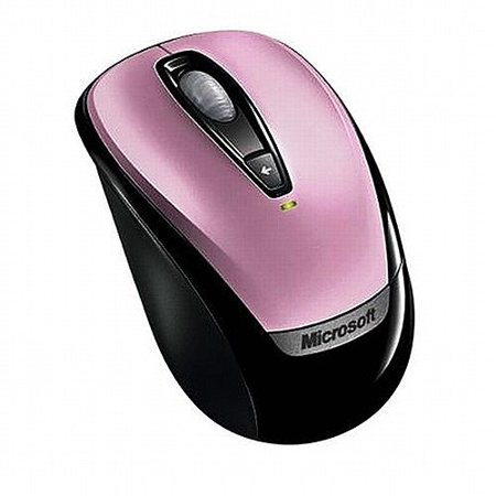 how to clean a microsoft wireless mouse
