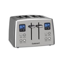 Cuisinart CPT-435 Countdown 4-Slice Stainless Steel Toaster (Certified Refurbished)