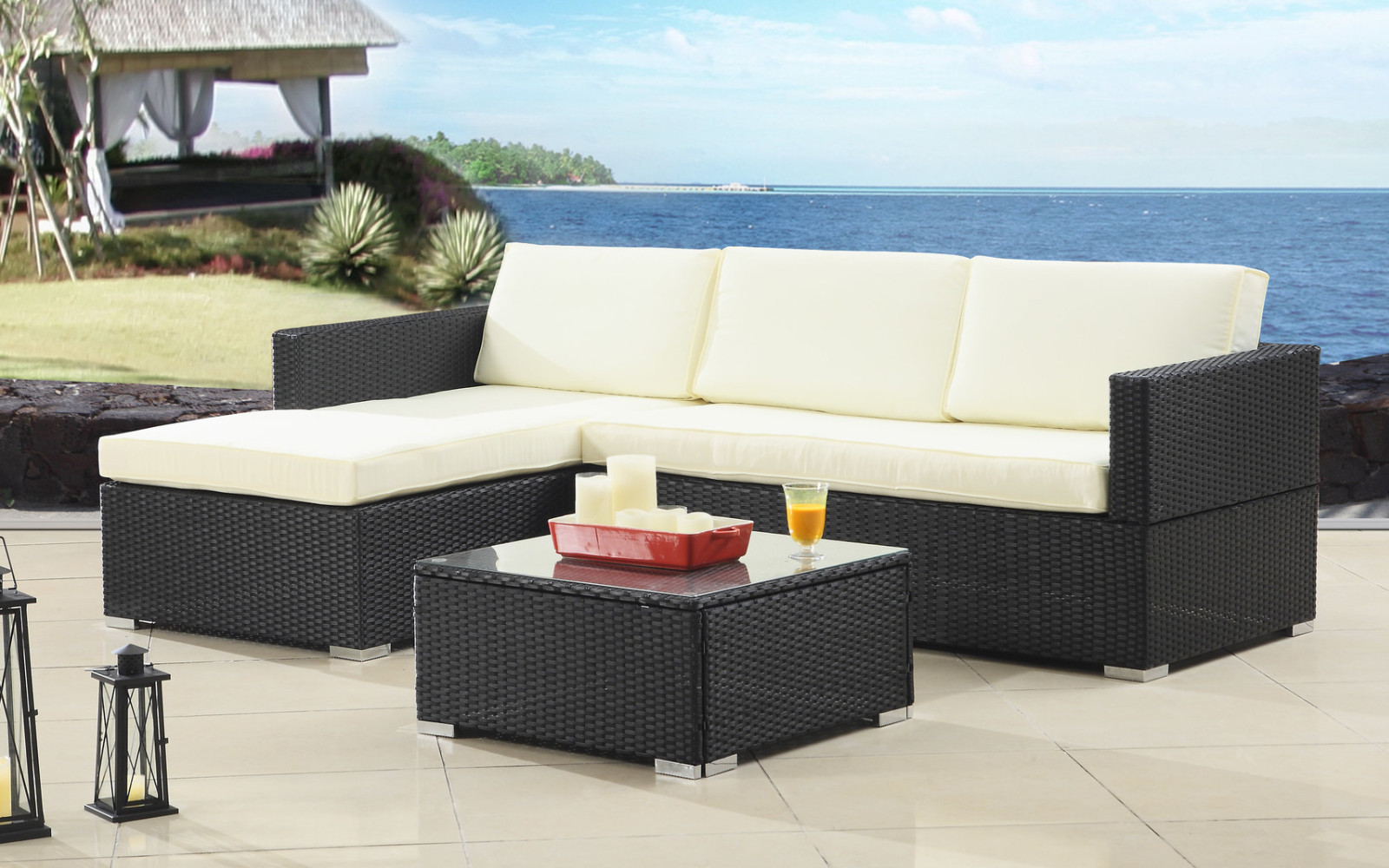 Wicker Sofa Set Home Design Ideas And Pictures