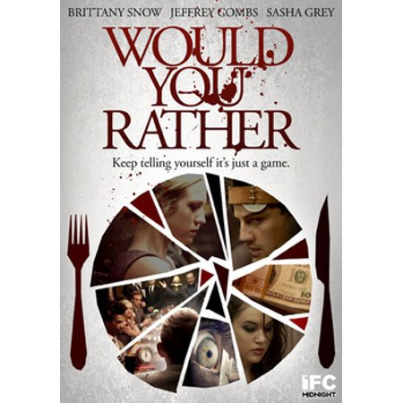 Would You Rather (DVD) - Halloween Would You Rather