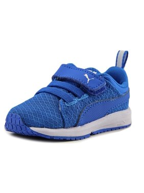 6188cc9470f Product Image Puma Carson Mesh V Inf Infant Synthetic Blue Fashion Sneakers
