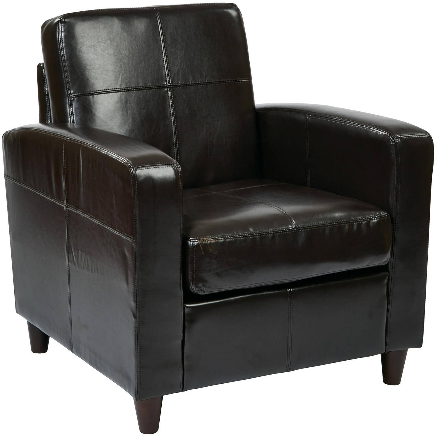 Avenue Six Venus Eco Leather Club Chair by Ave Six