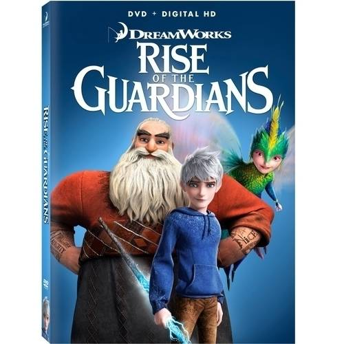 Rise Of The Guardians (DVD + Digital Copy) (With INSTAWATCH)