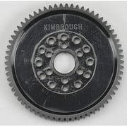 249 Spur Gear 32P 66T RC10GT