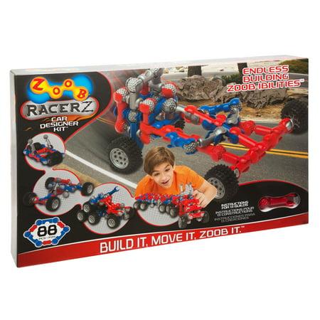 ZOOB® RacerZ Car Designer Kit