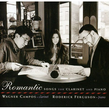 Romantic Songs for Clarinet & Piano