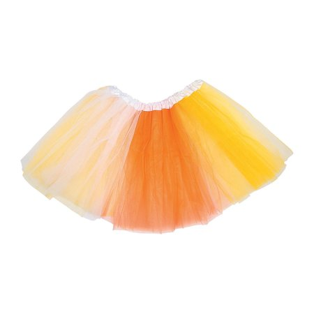 IN-13775302 Adult's Candy Cane Halloween Tutu - Lots Of Candy Halloween
