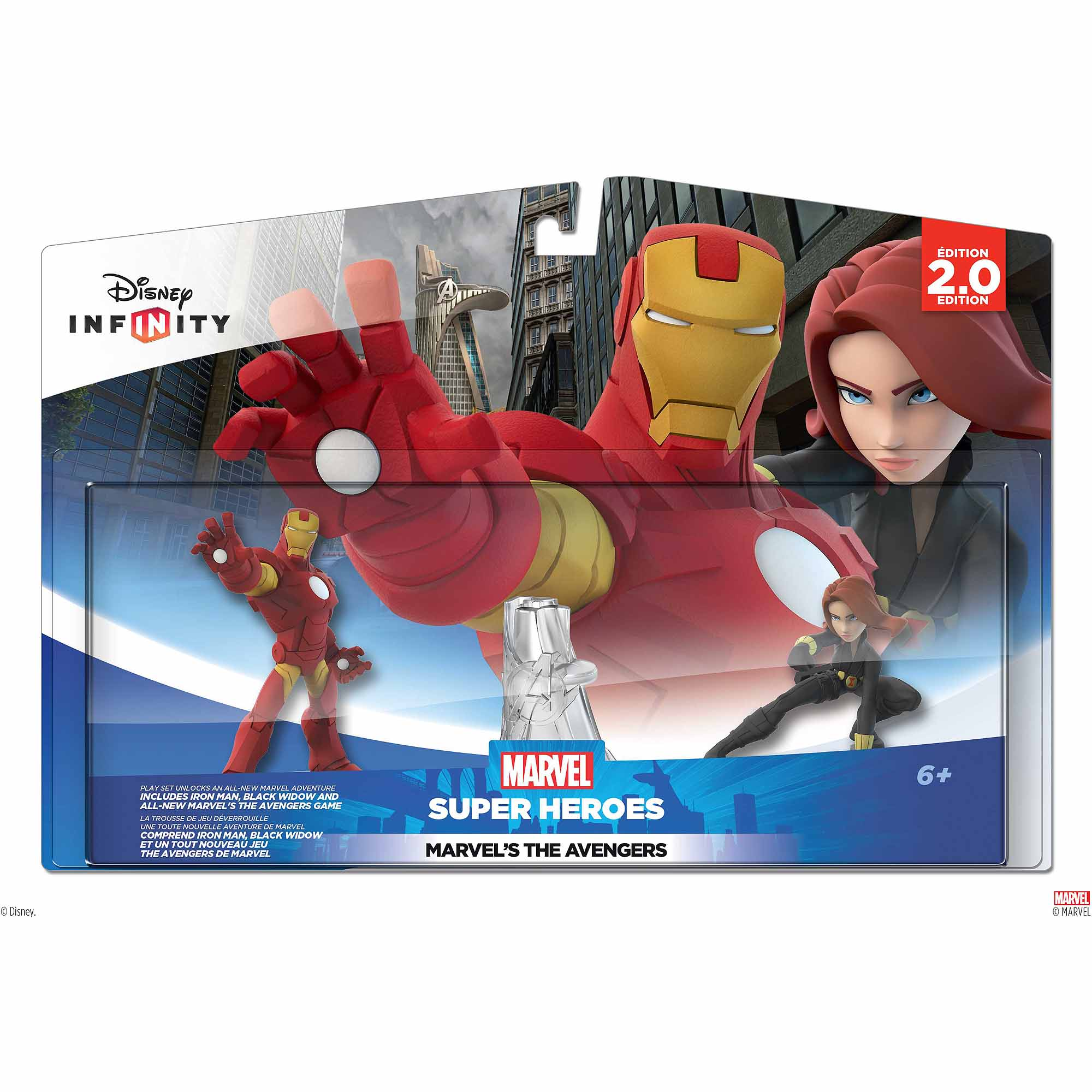 Disney Infinity: Marvel Super Heroes (2.0 Edition) - Marvel's The Avengers Play Set (Universal)