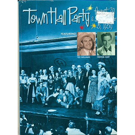 Town Hall Party: August 29 and September 5, 1959 (DVD)