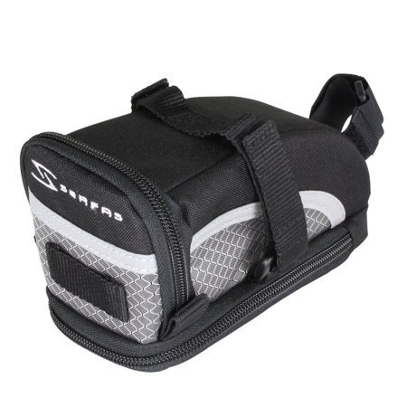 Speed Bag, Grey, Small, Carry everything you need for your next bike ride By