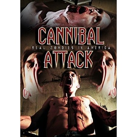 Cannibal attack real zombies in america for American cuisine dvd