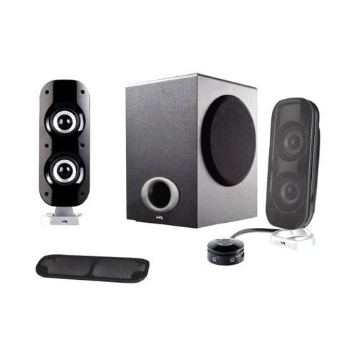 Cyber Acoustics CA-3810 2.1 Speaker System - 38 W RMS 2PL8713