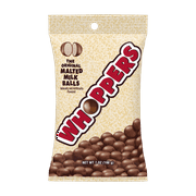Whoppers, Malted Milk Balls Chocolate Candy, 7 Oz