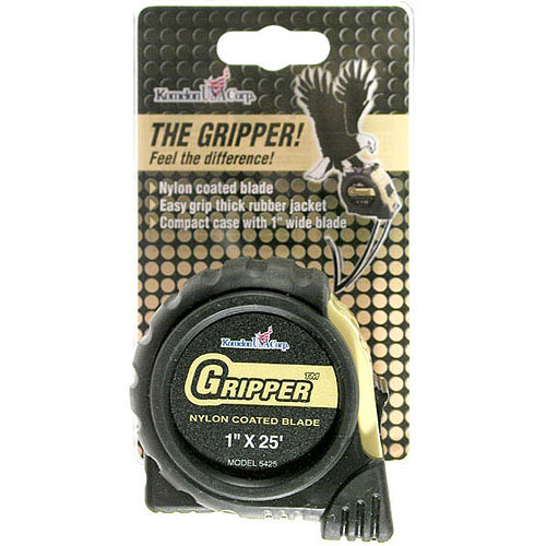 Komelon USA Corporation 5425 25' Gripper Tape Rule