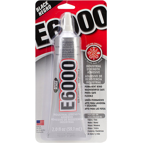 Eclectic E-6000 Adhesive, 2 oz