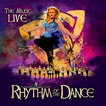 Rhythm Of The Dance: The Music World Irish Dance