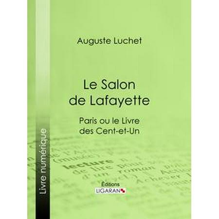 Le Salon de Lafayette - eBook