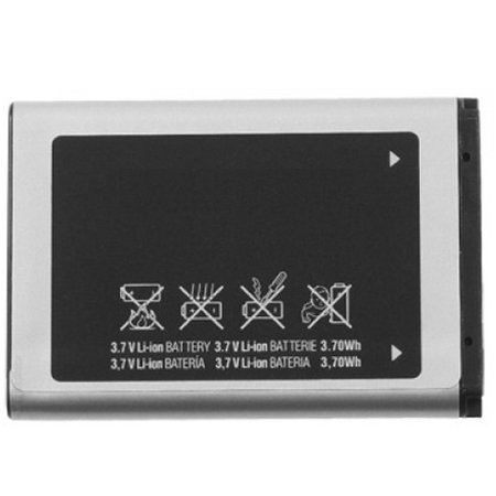Replacement Battery AB553446BA for Samsung SPH-M370/ SPH-M400/ CONTOUR 2 Phone -