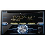 Pioneer FH-X820BS Double-DIN CD Receiver with Bluetooth, SiriusXM-Ready, Siri Eyes Free, USB, Android Music Support and Pandora Internet Radio