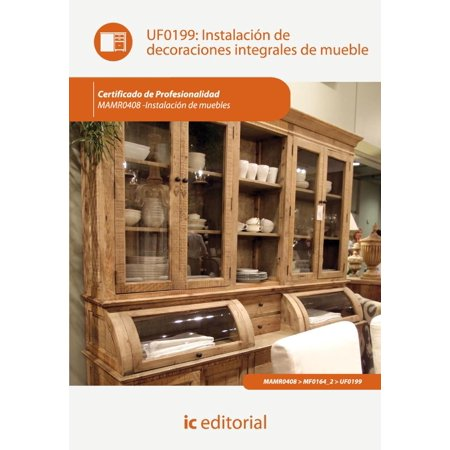 Instalación de decoraciones integrales de mueble. MAMR0408 - eBook - Decoraciones De Halloween Para Jardin
