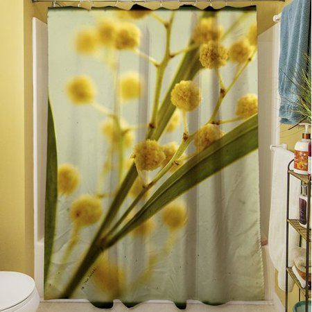 Manual Woodworkers & Weavers Vintage Botanicals I Shower Curtain