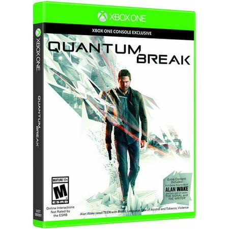 Microsoft Quantum Break for Xbox One